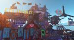 Колумбия в небе над Бостоном: мод добавляет летучий город в Fallout 4 - Изображение 5