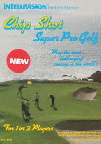 Обложка Chip Shot: Super Pro Golf
