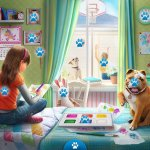 Скриншот Lola and Lucy's Big Adventure – Изображение 1