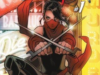 В новом комиксе Marvel Электра пытается найти себя