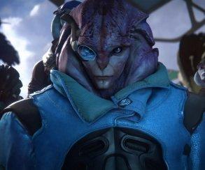 ME Andromeda: BioWare разрешила Скотту Райдеру переспать с Джаалом