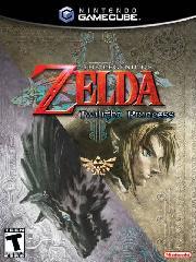 Обложка The Legend of Zelda: Twilight Princess