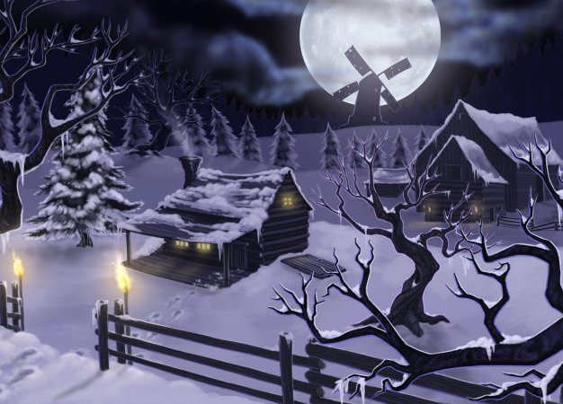 Sang-Froid: Tales of Werewolves. Сказки на ночь