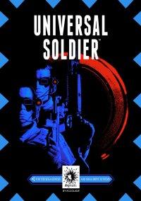 Обложка Universal Soldier