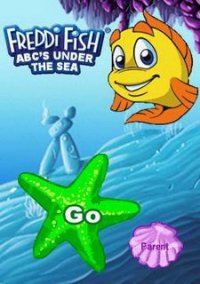 Обложка Freddi Fish And Friends: ABC Under The Sea