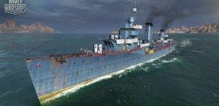 World of Warships. Трейлер обновления 0.6.2