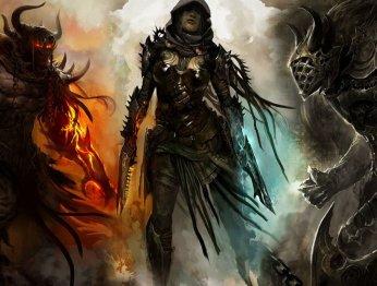 Рецензия на Guild Wars