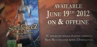 SpellForce 2: Faith in Destiny. Видео #3