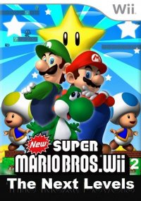 New Super Mario Bros Wii 2 The Next Levels – фото обложки игры