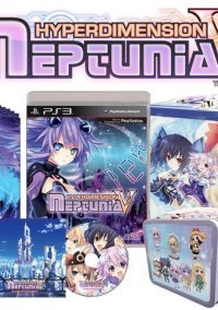 Обложка Hyperdimension Neptunia Victory Limited Edition