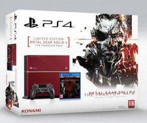 Бандл PS4 с MGS5: The Phantom Pain доберется до России в сентябре