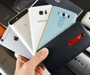 Рынок смартфонов вырос на 6% из-за России и Украины