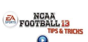NCAA Football 13. Видео #13