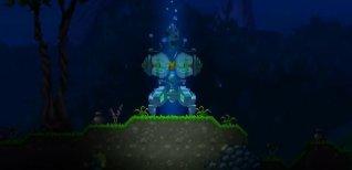 Terraria: Otherworld. Анонсирующий трейлер