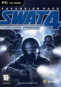 Обложка SWAT 4: The Stetchkov Syndicate