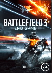 Обложка Battlefield 3: End Game