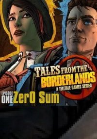 Обложка Tales from the Borderlands: Episode One — Zer0 Sum