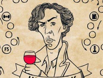 Игра на выпивание по «Шерлоку» от «Канобу»
