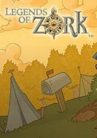 Обложка Legends of Zork