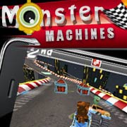Обложка Monster Machines