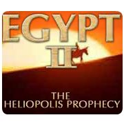 Обложка Egypt II: The Heliopolis Prophecy