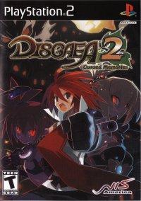 Обложка Disgaea 2: Cursed Memories