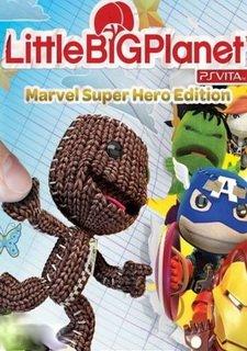LittleBigPlanet: Marvel Super Hero Edition