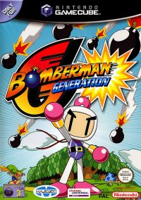 Обложка Bomberman Generation