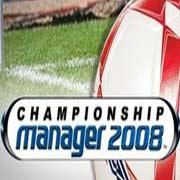 Обложка Championship Manager 2008