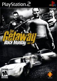 Обложка The Getaway: Black Monday