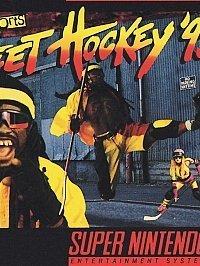 Обложка Street Hockey '95