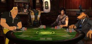 Telltale Games' Poker Night 2. Видео #2