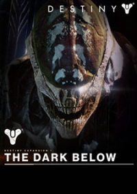 Обложка Destiny: The Dark Below