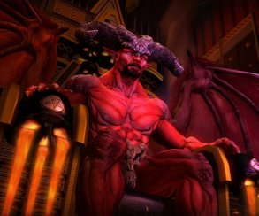 Сатана поет в трейлере Saints Row: Gat Out Of Hell