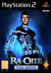 Обложка RA.ONE: The Game