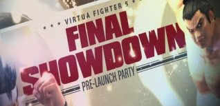 Virtua Fighter 5: Final Showdown. Видео #3