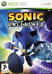 Обложка Sonic Unleashed