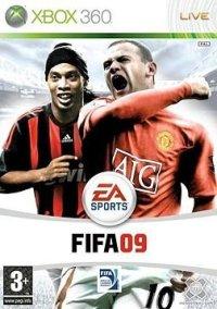 Обложка FIFA 09