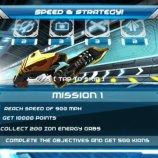Скриншот Ion Racer