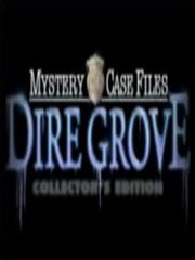 Обложка Mystery Case Files: Dire Grove