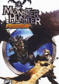 Обложка Monster Hunter Freedom