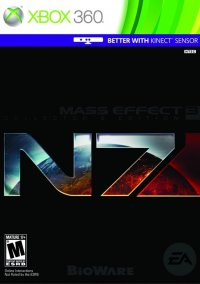 Обложка Mass Effect 3 - N7 Collector's Edition