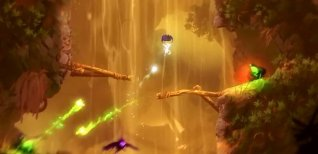 Ori and The Blind Forest. Создание саундтрека и новые игровые сцены