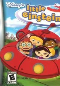 Обложка Disney's Little Einsteins