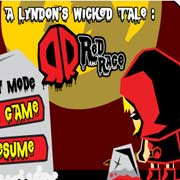 Обложка A Lyndon Wicked Tale: Red Rage