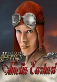 Обложка Unsolved Mystery Club: Amelia Earhart