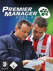 Обложка Premier Manager (2003)