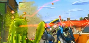 Plants vs Zombies: Garden Warfare. Видео #3