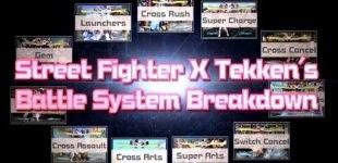 Street Fighter x Tekken. Видео #20