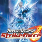 Dynasty Warriors: Strikeforce – фото обложки игры